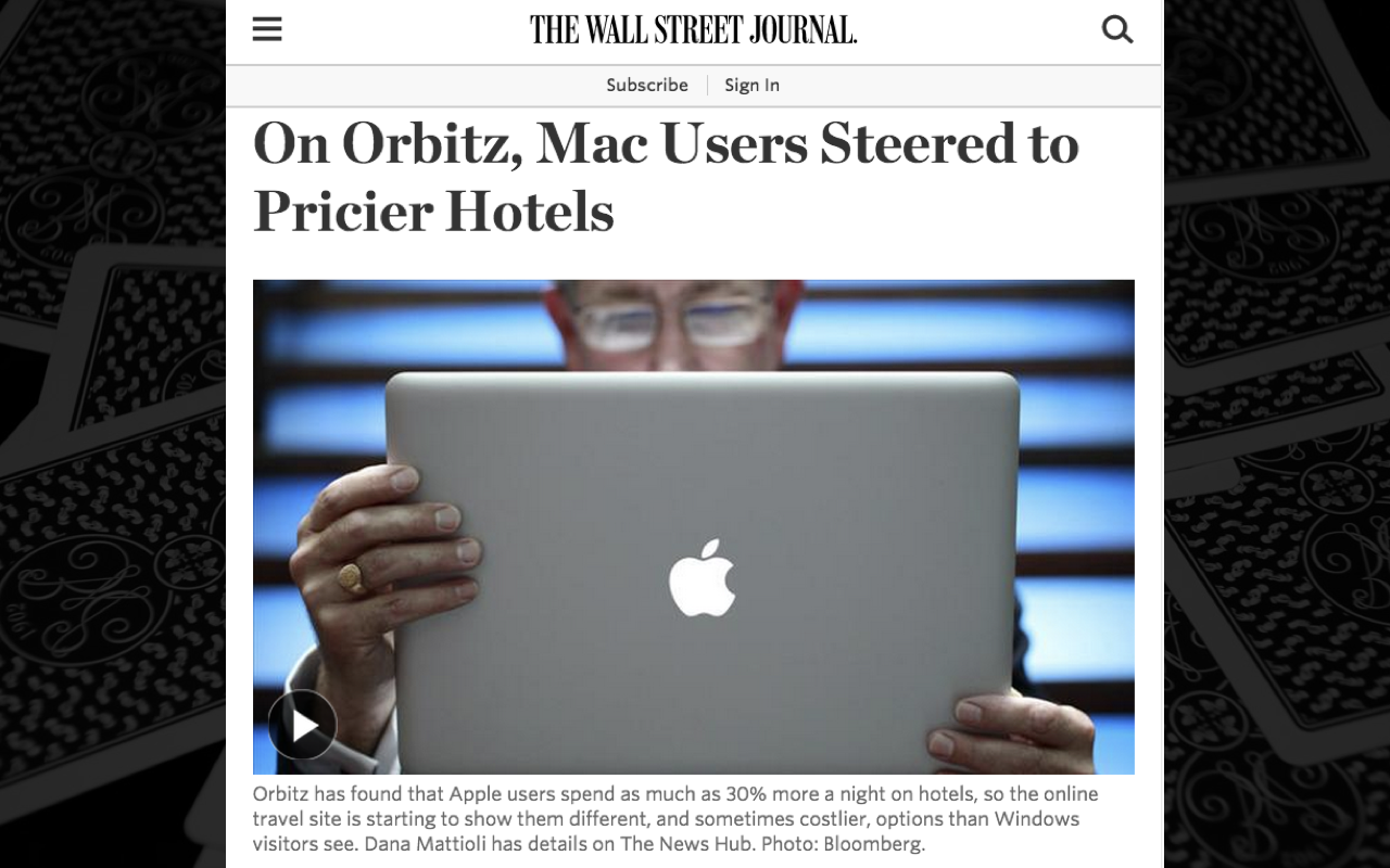 Orbitz on Mac